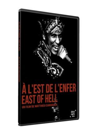 A L'EST DE L'ENFER / DVD
