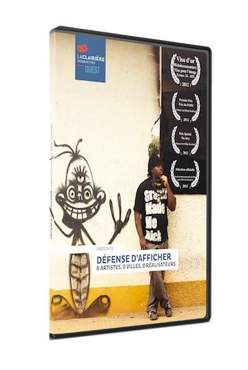 DÉFENSE D'AFFICHER / DVD
