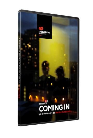 DVD COMING IN, un documentaire de Marlies Demeulandre