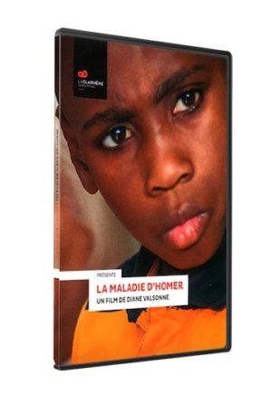 LA MALADIE D'HOMER / DVD