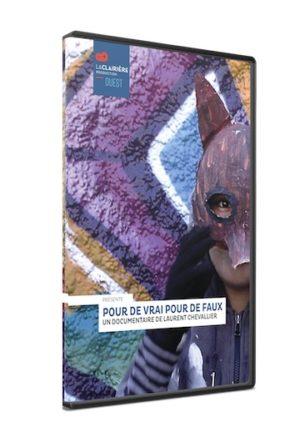 POUR DE VRAI POUR DE FAUX / DVD