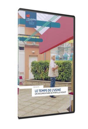LE TEMPS DE L'USINE / DVD