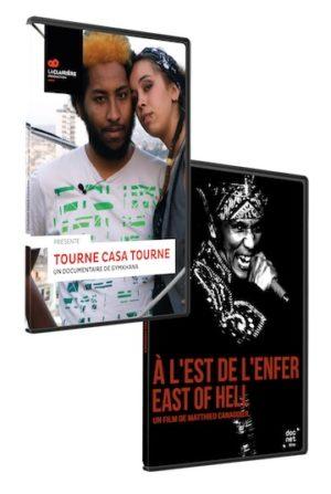 Pack DVD Tourne Casa Tourne / A l'est de l'enfer
