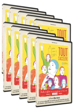 Pack 10 DVD Tout s'accélère
