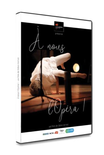 A NOUS L'OPERA DVD