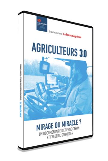 AGRICULTEURS 3.0 DVD